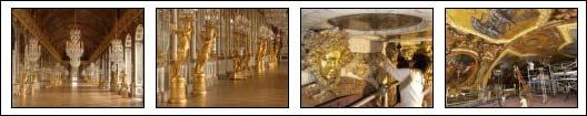 Visites des châteaux proches de Paris par Claire: Versailles 858_bandeau
