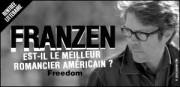 FRANZEN EST-IL LE MEILLEUR ROMANCIER AMÉRICAIN ?