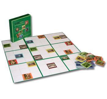 cadeaux - Sudoku de l'Impressionnisme
