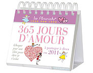 cadeaux - 365 jours pour dire je t'aime