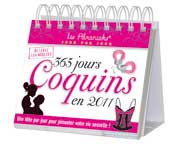 cadeaux - 365 Jours Coquins en 2011