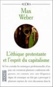max weber éthique protestante esprit du capitalisme