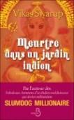 livre Meurtre dans un jardin indien