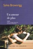 livre Un amour de plus